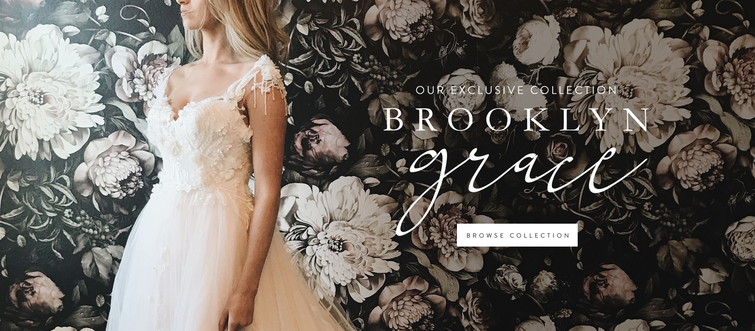 brooklyn grace wedding dresses at something new boutique in colorado springs